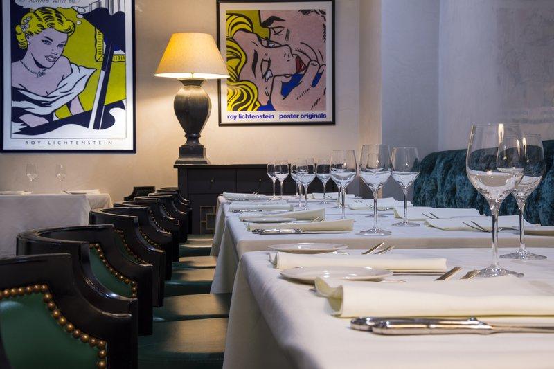Radisson Blu Grand Hotel Sofia Gastronomia