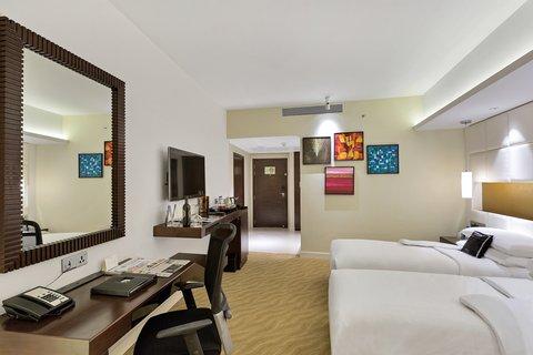 Sahara Star Hotel - Earth Lagoon Room at Hotel Sahara Star Mumbai