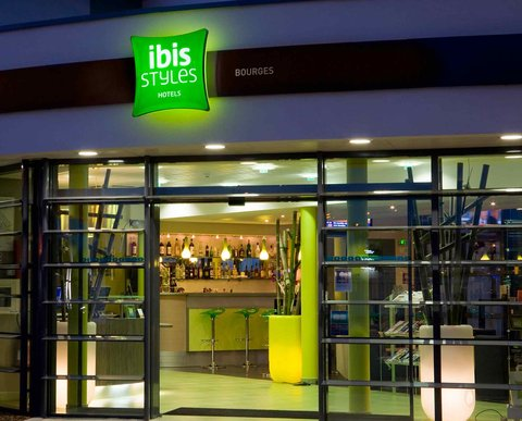 ibis Styles Bourges - Exterior