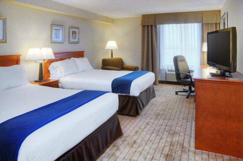 Holiday Inn Express Toronto-North York Pokoj