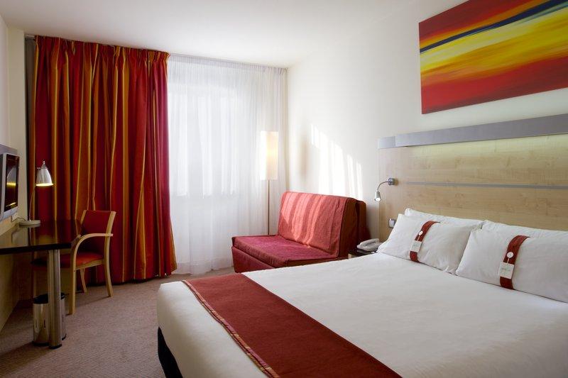 Holiday Inn Express Barcelona-City 22 at Kameraanzicht