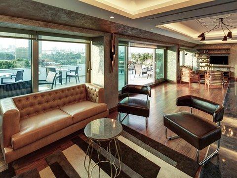 ميركيور اسطنبول تقسيم - Interior