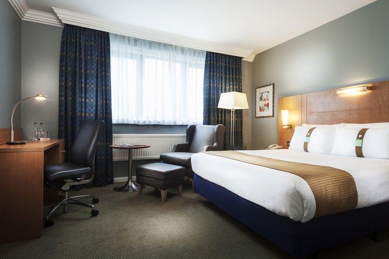 Holiday Inn London-Bloomsbury Chambre