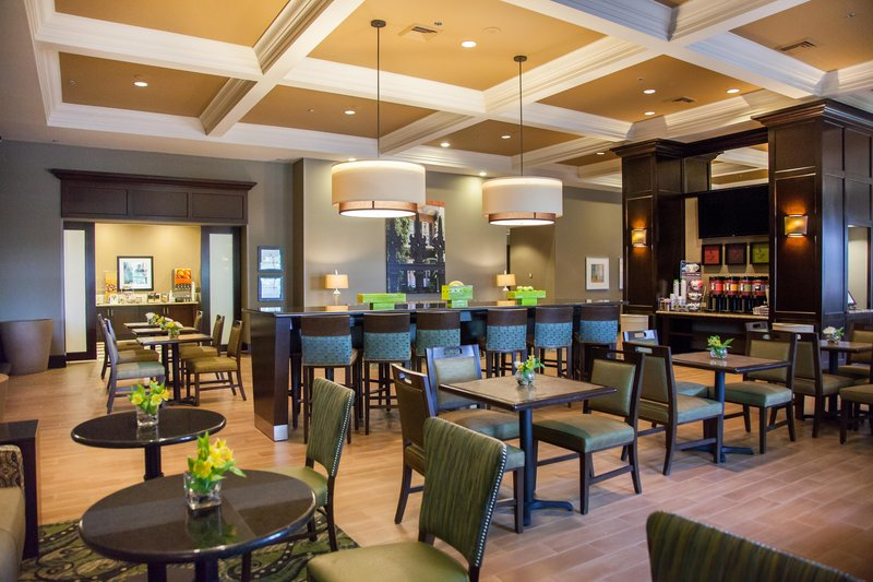 Hampton Inn & Suites New Orleans/Elmwood レストラン