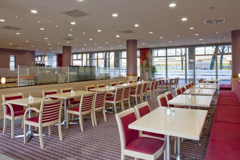 Holiday Inn Express Berlin City Centre レストラン