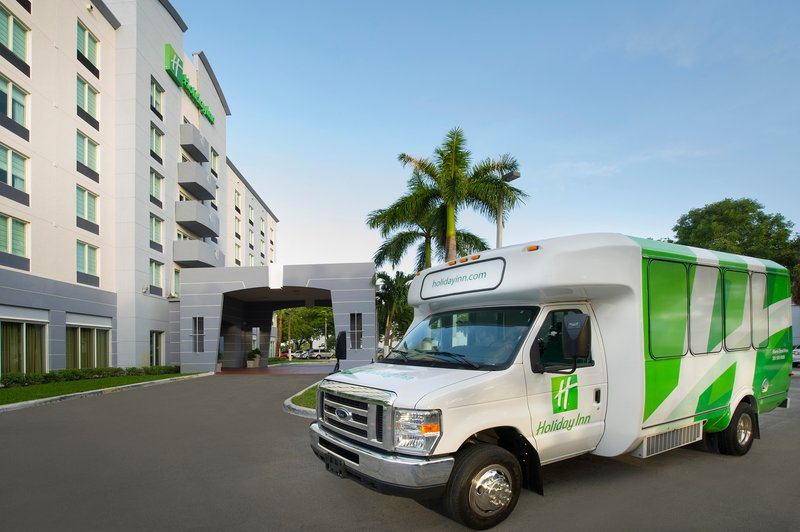 Holiday Inn Miami-Airport West Buitenaanzicht