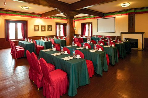 Songtsam Retreat at Shangri la MGallery Collection - Meeting Room