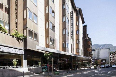 Hotel Andorra Center - Fachade