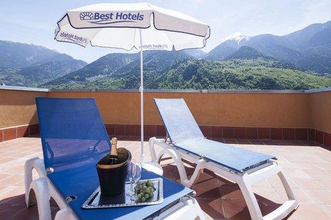 Hotel Andorra Center - Andorra Center Terrace