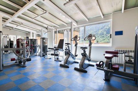 Hotel Andorra Center - Gym