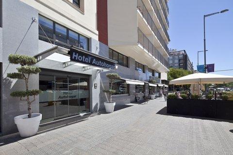 Hotel Auto Hogar - Fachade