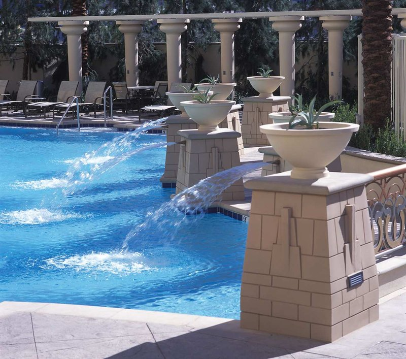 Hilton Grand Vacations Club on the Las Vegas Strip Pool