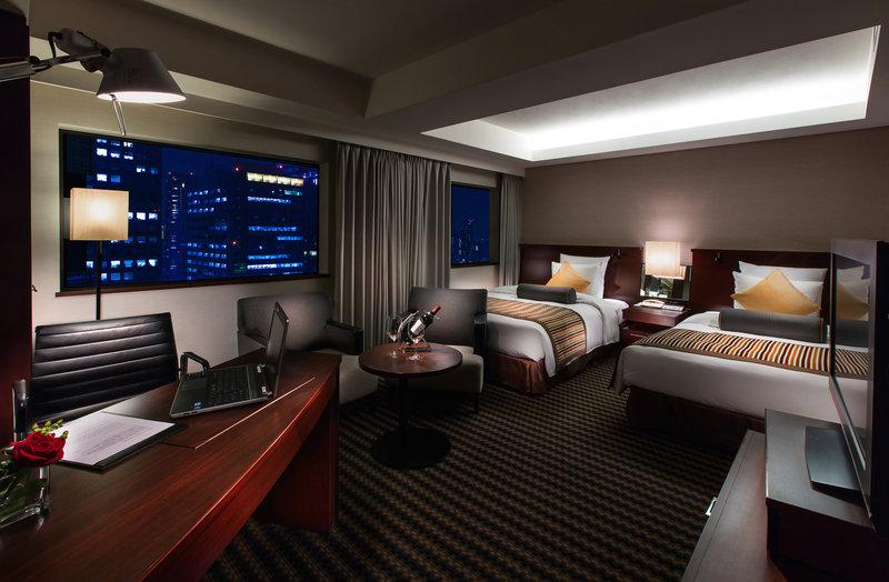 Crowne Plaza Hotel Ana Osaka View of room