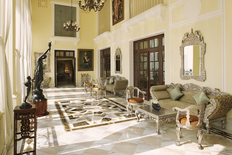 ذه إمريال، نيودلهي - Royal Imperial Suite Verandah
