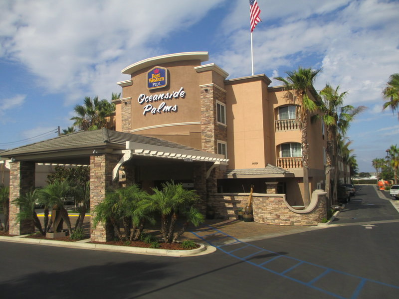 BEST WESTERN PLUS OCEANSIDE