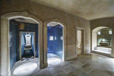 Villa La Massa - Arno SPA - Calidarium Frigidarium Sauna