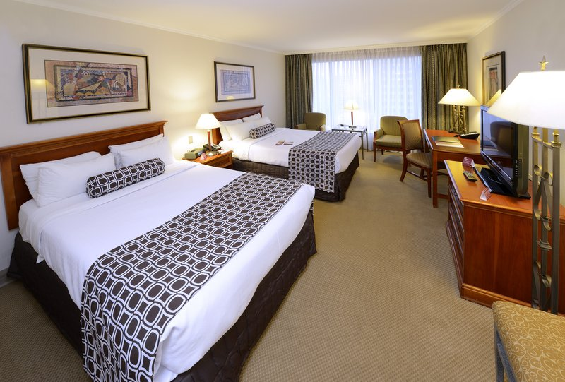 Crowne Plaza Hotel Santiago Chambre