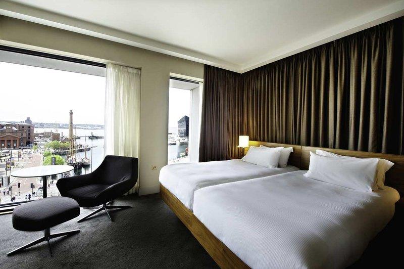 Hilton Liverpool Chambre