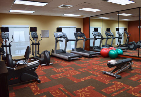 Courtyard Concord - Fitness Center