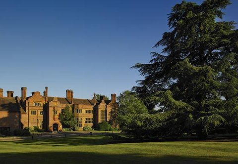 Hanbury Manor Marriott Hotel & Country Club - The Manor House