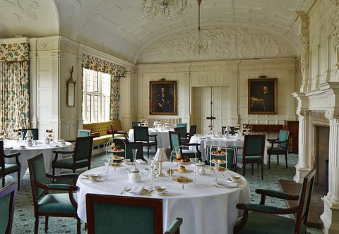 Hanbury Manor Marriott Hotel & Country Club - Zodiac Restaurant   Afternoon Tea
