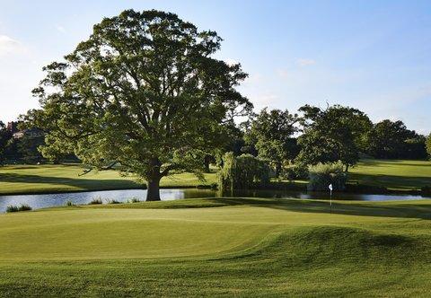 Hanbury Manor Marriott Hotel & Country Club - Hanbury Manor Golf Course