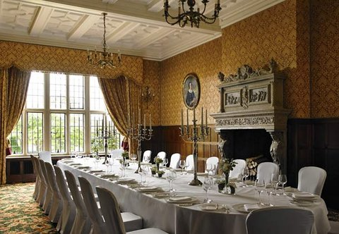 Hanbury Manor Marriott Hotel & Country Club - Drawing Room   Conference Setup