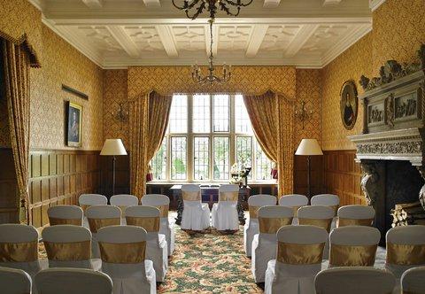 Hanbury Manor Marriott Hotel & Country Club - Drawing Room   Wedding Ceremony