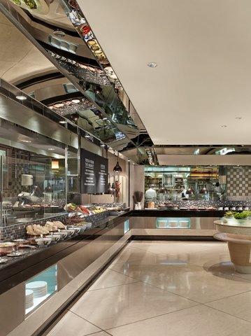 The Langham, Hong Kong - The Food Gallery
