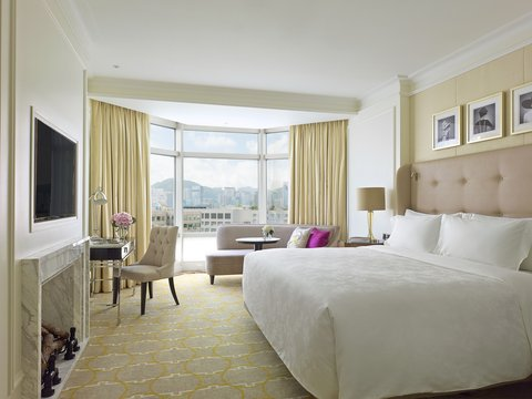 The Langham, Hong Kong - Grand City View Langham Club Room With View