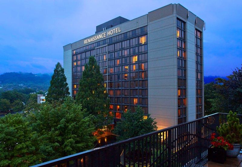 Renaissance Asheville Hotel Vista esterna