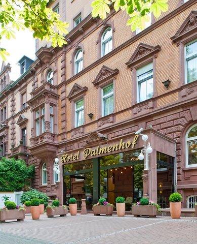 Hotel Palmenhof - Exterior