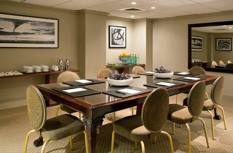 The Eliot Hotel - Commonwealth Boardroom at The Eliot Hotel Boston