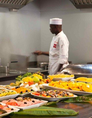 ibis Abidjan Plateau - Restaurant