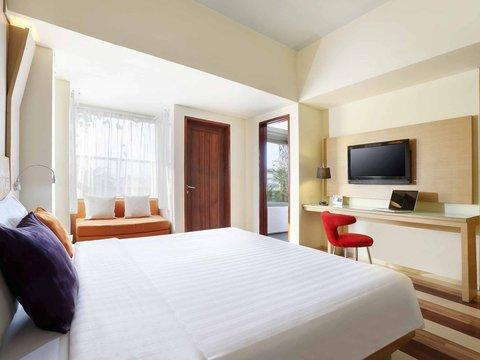 all seasons Yogyakarta - Guest Room