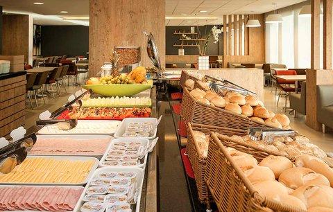 Ibis Salvador Aeroporto Hangar - Restaurant