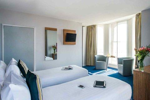 Ibis Styles Blackpool Hotel - Guest Room
