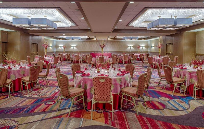 Crowne Plaza Hotel  Dayton BallRoom