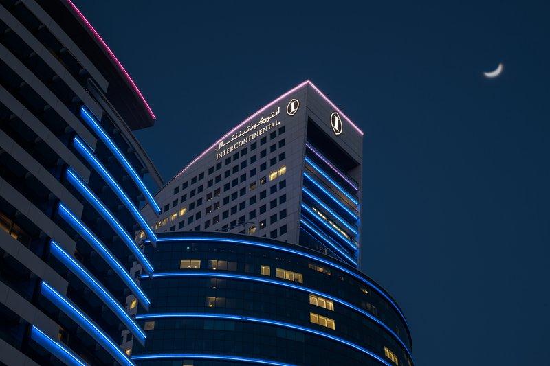 InterContinental Dubai-Festival City Vue extérieure