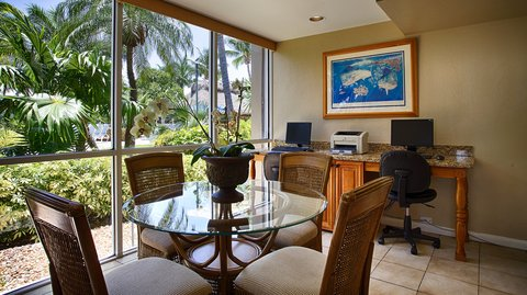 BEST WESTERN Key Ambassador Resort Inn - Business Center
