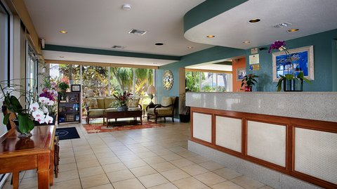 BEST WESTERN Key Ambassador Resort Inn - Hotel Lobby