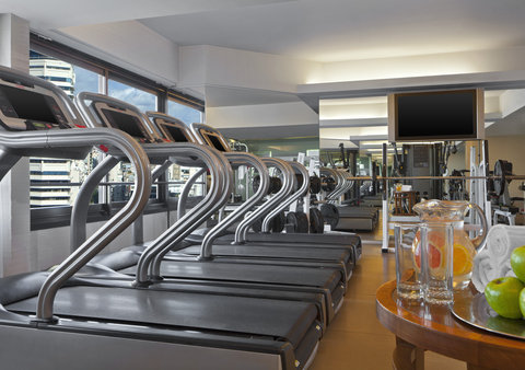 Park Tower Hotel - Park Tower Gym
