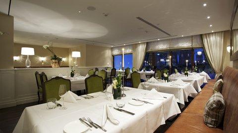 Kempinski Hotel Gravenbruch - Ess Tisch