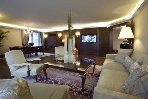 Kempinski Hotel Gravenbruch - Executive Suite