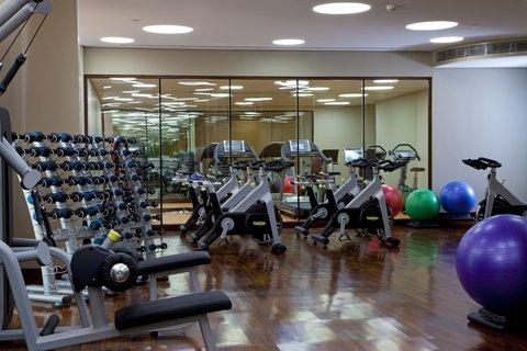 فندق الفيصلية - Spa By ESPA Gym