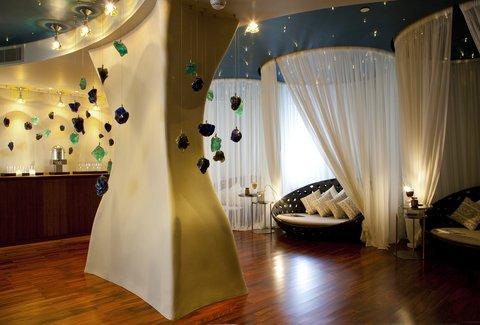 فندق الفيصلية - Spa By ESPA - Relaxation Lounge