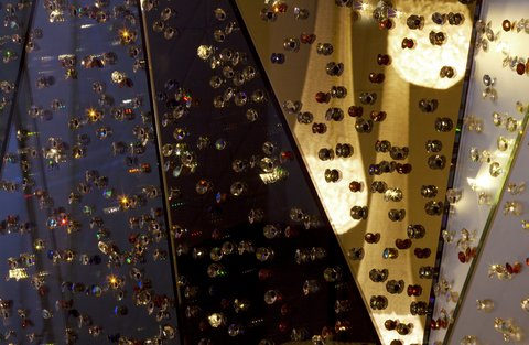 فندق الفيصلية - Spa By ESPA - Swarovski Wall