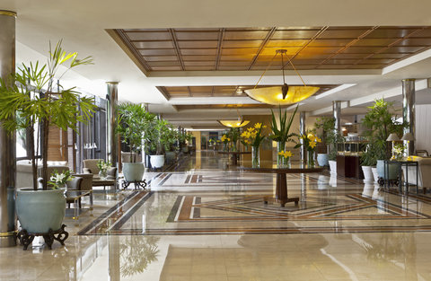 Sheraton Buenos Aires Hotel & Convention Center - Lobby