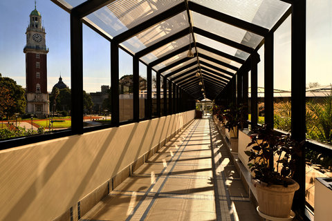 Sheraton Buenos Aires Hotel & Convention Center - Fitness Center and SPA