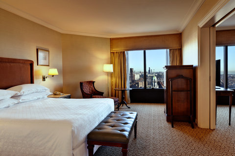 Sheraton Buenos Aires Hotel & Convention Center - Club Suite Room